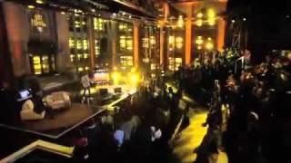 Wiz Khalifa - Black and Yellow Live on Lopez Tonight