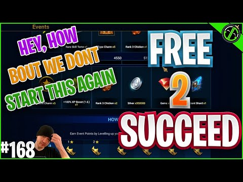 You Want Me To Work THIS Hard For An Ancient??? | Free 2 Succeed - EPISODE 168