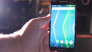 Motorola Moto X 2014 مراجعة جهاز