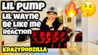 Lil Pump - Be Like Me Feat Lil Wayne Music Video Reaction