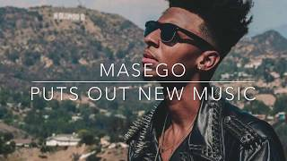 MASEGO drops new music and planning to travel to South Africa 🛫🌍