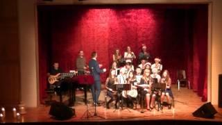 27/11/2016 - BIG BAND CPK DREZDENKO - Jingle Bells