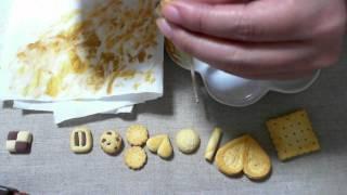 【スイーツデコ】Lesson 1-7 初心者が作る クッキー焼き色→完成【フェリシモキット】