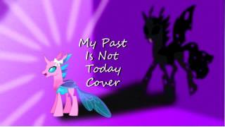 EQG My Past Is Not Today Cover!