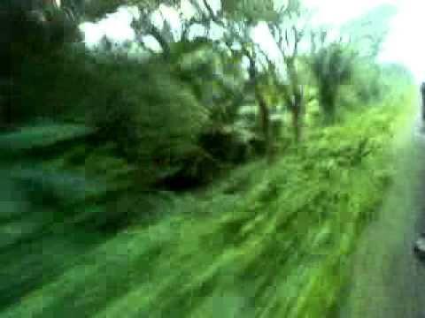 Bangladesh Railway Goalondo ghat Poradah Jn shuttle Train running place video with Hitachi 6204 loco part 3