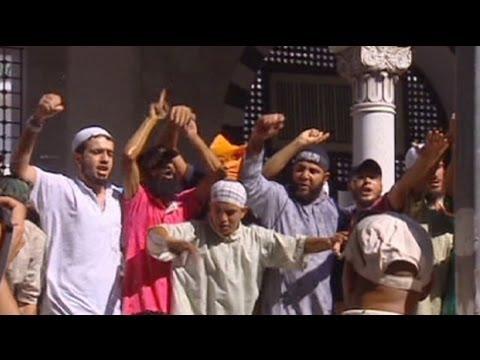 Tunus'ta bir cami ablukaya alındı