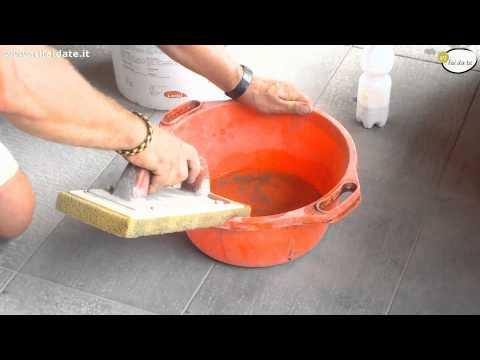 Come rinnovare le fughe nelle piastrelle e pavimenti tutto per casa