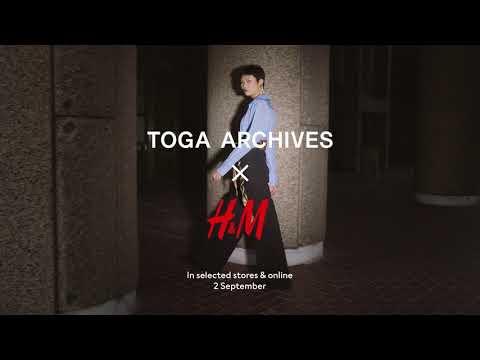 hm.com & H&M Discount Code video: TOGA ARCHIVES x H&M
