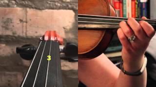 "Violin Tutorial: How to Play ""Happy Birthday"""
