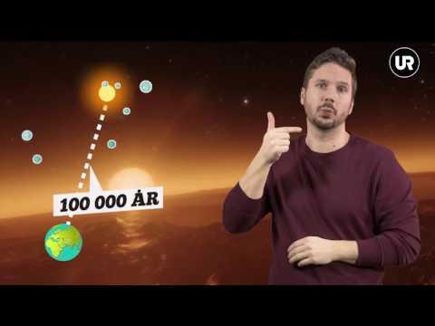 Sju nya planeter - Lilla aktuellt teckenspråk
