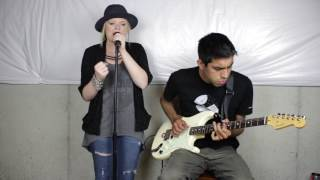 Waves - Mr. Probz (Cover by Mike and Katelynn)