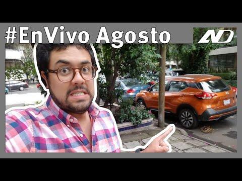 #EnVivo Agosto 2018
