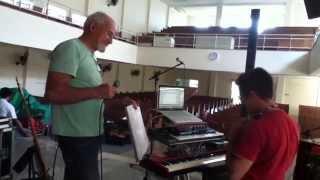 Salmo 127 (Grupo Logos) Paulo Cezar e João Paulo Meireles