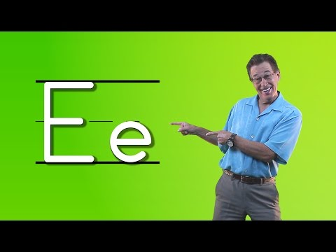 Learn The Letter E