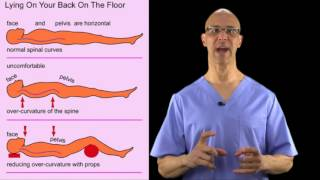 Sleeping on Floor is Better than Mattress (Back Pain, Sciatica, Pinched Nerve) - Dr Mandell