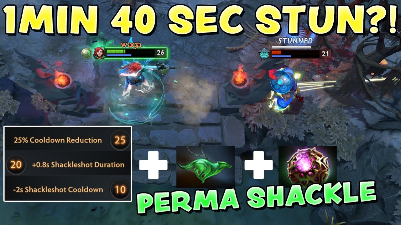 Wagamama - STUNNED STORM FOR 1MIN 40 SEC?! - PERMA SHACKLE BUILD