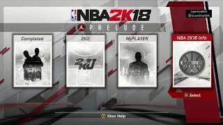 I AM EXTREMELY DISAPPOINTED... 2K18 PRELUDE REVIEW..