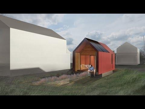 Recycling homes using mushroom mycelium | Architecture | Dezeen
