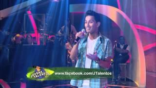Programa Raul Gil - Rafael Carvalho (As Rosas não Falam) - Jovens Talentos - #JT2013