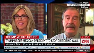 Former Mexican President Fox Drops F Bomb Again on Live TV