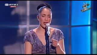 "Sara Ribeiro - ""Barco Negro"" Amália Rodrigues - Gala 3 - The Voice Portugal"