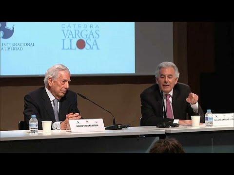 Homenaje a Mario Vargas Llosa: 10 años del Premio Nobel de Literatura