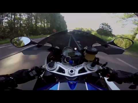 Ducati 1199 Panigale R VS BMW S1000RR HP4 / Stage 1 By BR-Performance