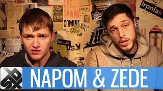 NaPoM & ZEDE |NO MISTAKES