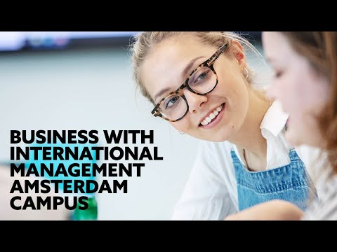 Business with International Management | Amsterdam Campus