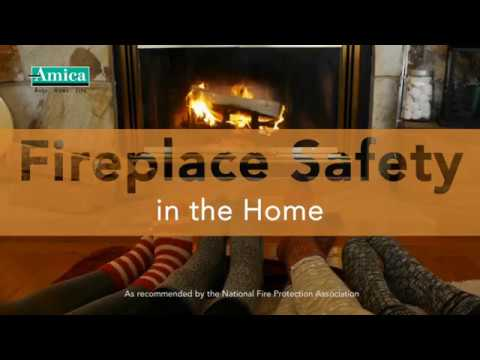 Fireplace Safety in the Home