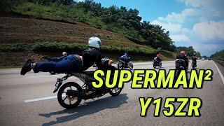 Ariff Ikhwan - Superman ² Yamaha Y15ZR (HD)