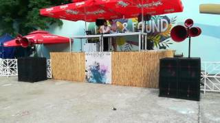 Lost & Found Festival 2017 (Brestovačka banja, Bor) - Sound test (VOID Audio, Hungary)