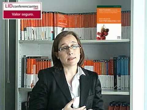 Sonia Fernández te enseña cómo explotar tu red de contactos