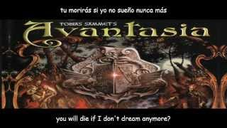 Avantasia Inside lyrics y subtitulos en español