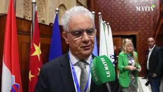 Intervention de Nizar Baraka en marge du Séminaire international sur les nouveaux défis de la migration