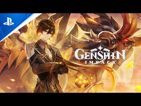 "Genshi Impact - Version 1.5 ""Beneath the Light of Jadeite"" Trailer   PS5, PS4"