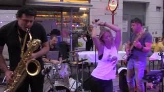 Feinkost - Kiss (Prince) - Live @ Josefstädter Straßenfest, 16.09.2016 :: mittags TV