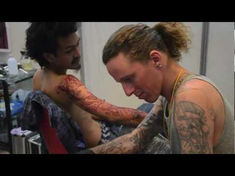 2nd Annual Nepal Tattoo Convention