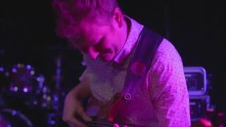 Music College TV live gig - Richie Blake - Cissy Strut - Bass solo