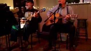 "John Vella performing his original ""Good Vibes Coffee House"""