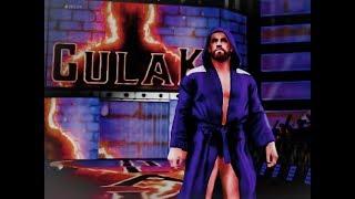 WWE 2K18: Drew Gulak GFX Mod (205 Live)