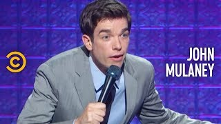The Time John Mulaney Accidentally Got a Prostate Exam