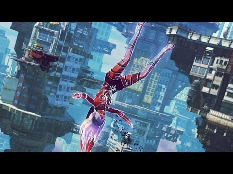 Gravity Rush 2 : Gravity Rushing Through a Time Trial - IGN Plays Live