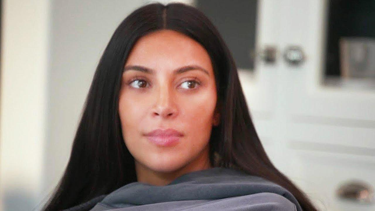 Kim Kardashian reveals the Worst Selfie of allTime