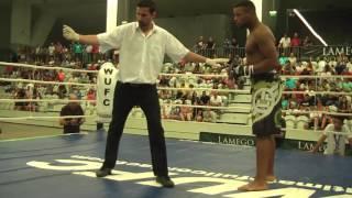shota lamego 1st fight