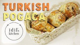 Turkish Pogaca Recipe 🥯⚡️ | PERFECT FOR BREAKFAST!
