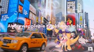 Andrewapplepie - Pokémon in NYC