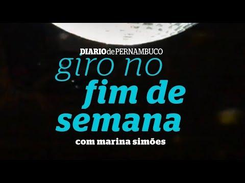 Giro no fim de semana com Marina Simões