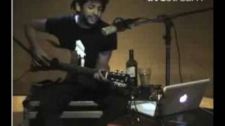 Leandro Léo - Onde Deus Possa Me Ouvir - Estúdio Cento e Um 03/01/2011