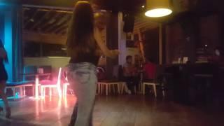 Kizomba Social Dancing with Fred Maestrokiz of #KizzMeImFamous, March 2017